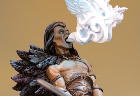 The Raven Priest
